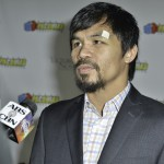 Manny Pacquiao hosts fund raiser event in Beverly Hills  to benefit Philippines Storm victims.